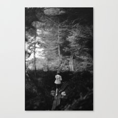 Parental Bonding Canvas Print