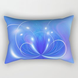 Abstract Background 420 Rectangular Pillow