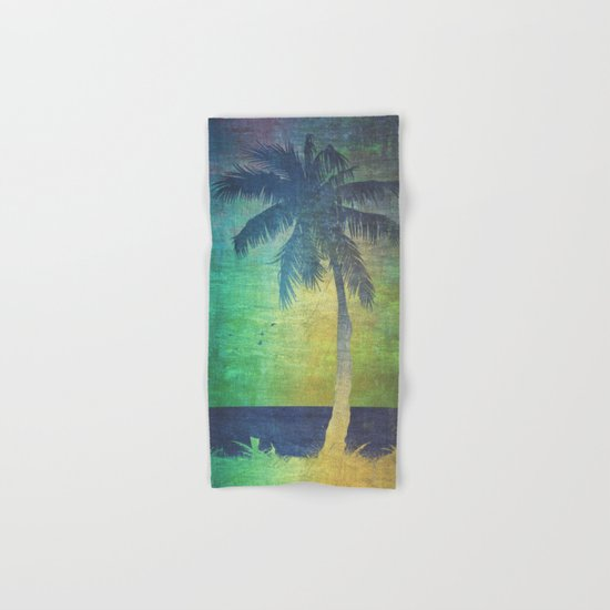 Summer vibes Hand & Bath Towel