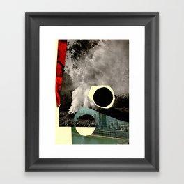 BLACKCIRCLE Framed Art Print