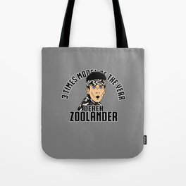3 times model of the year Tote Bag