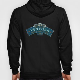Ventura, California Main Street Sign Hoody