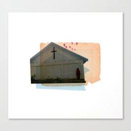 FAITH// Canvas Print
