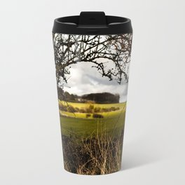 Window Metal Travel Mug