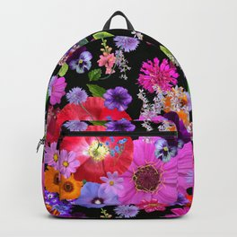 Dreaming in the Garden Bed Backpack
