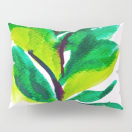 PLANT NO.009 Pillow Sham