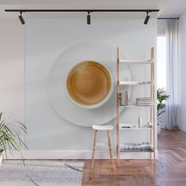 Cup of coffee Wall Mural