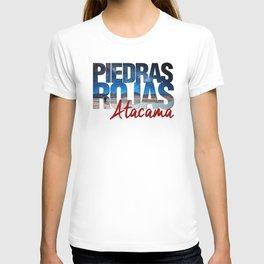 Piedras Rojas, Atacama T-shirt