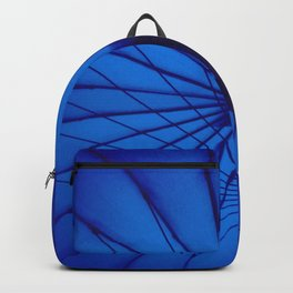 Blue Umbrella: You make me feel... Backpack
