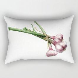 A Bunch of Garlic Rectangular Pillow