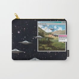 Ctrl+Alt+Del // Returning UFOs Carry-All Pouch