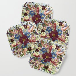 Flower Burst Coaster