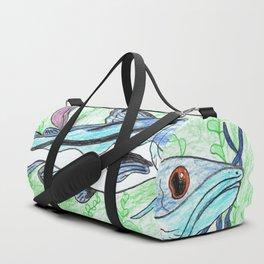 Mexican Blue Catfish Duffle Bag