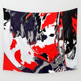 Things are getting Graphic Wall Tapestry