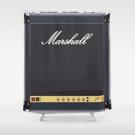 marshall Shower Curtain