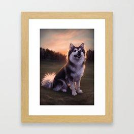 Evita Framed Art Print