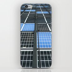 Solar Panel Wall iPhone Skin