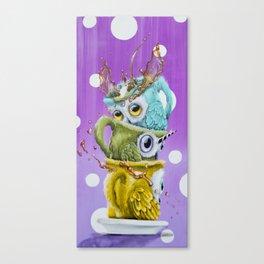 owlmugtower Canvas Print