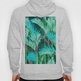 Palm Forest Hoody