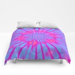 Magical Tie Dye Comforters