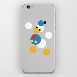 The Duck iPhone Skin