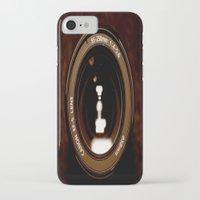 focus iPhone & iPod Cases featuring Focus by Rachel Landry