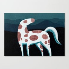 Appaloosa, Mountain Horse Canvas Print