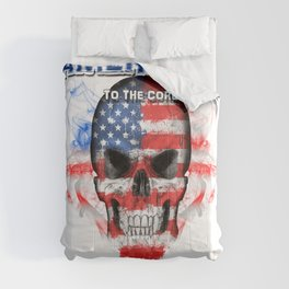 To The Core Collection: USA Comforters
