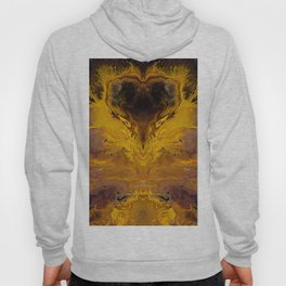 The Hunger Game, fluid acrylic Hoody