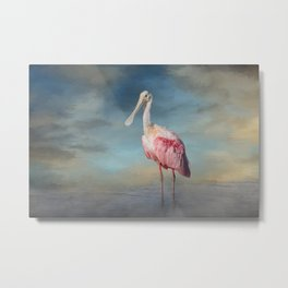 Call Me Rosy Metal Print