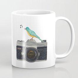 Watch the birdie Coffee Mug