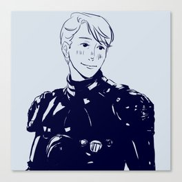 Ranger Viktor Nikiforov Canvas Print