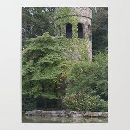 Longwood Gardens Autumn Series 412 Poster