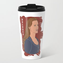 Dolores (Westworld) Travel Mug