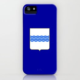 flag of basilicata iPhone Case