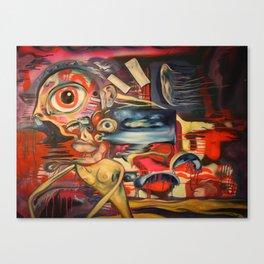 La Jolla Canvas Print