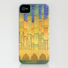 Israel Slim Case iPhone (4, 4s)