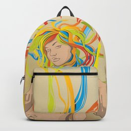 Abstractionist – Hate to Love Backpack