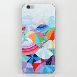 Seaside Summer iPhone Skin