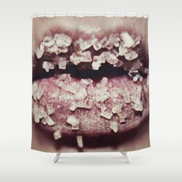 GIMME SOME SUGAR, BABY Shower Curtain