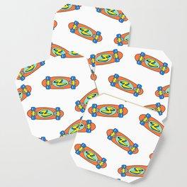 Skate pattern I Coaster