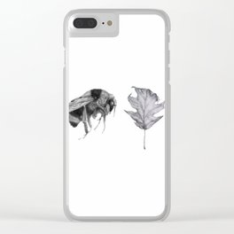 Belief Clear iPhone Case