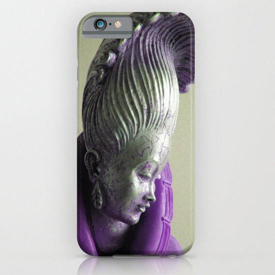Very elegant Victorian, vintage lady 4. iPhone & iPod Case
