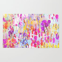 Flower Fields  Rug