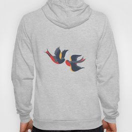 Sparrow songs Hoody