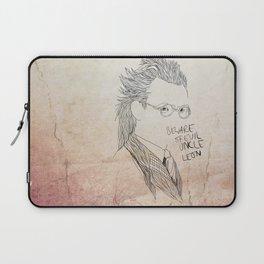 Evil uncle Leon Laptop Sleeve