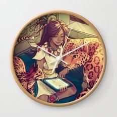 Cihuamiztontli Wall Clock