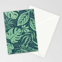 Tropical 4 Stationery Cards