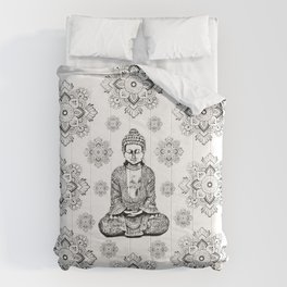 Buddha,HOME DECOR, 2,Graphic Design,Home Decor,iPhone skin,iPhone case,Laptop sleeve,Pillows,Bed,Art Comforters