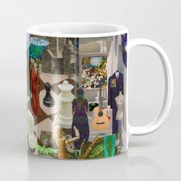 The Young Lady's Dream Coffee Mug